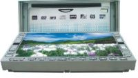 Car LCD TFT with DVD Player built in