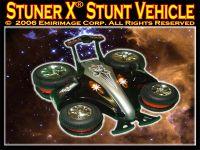Stuner X Stunt Vehicle