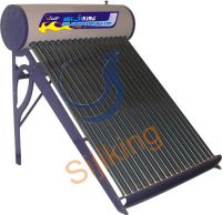 Compact solar water heater---cp