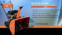 Rubber Wheel For Snowmobile
