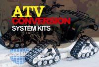 SUV Rubber Track Conversion Kit
