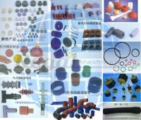 Silicone and rubber parts,molded silicone rubber parts,automobile rubber parts