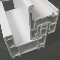 Anti-UV PVC Profile