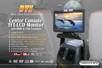 Car center console Monitor/MMD/DVD