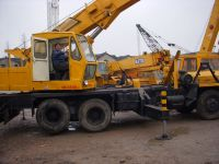 Used crane made in Japan