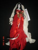 Handmade  fairy  doll