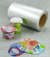 8011 aluminium foil with pp used for yogurt lids
