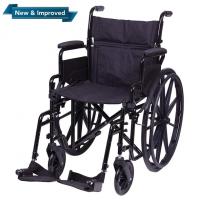 WHEELCHAIR, Foldable Wheel Chair