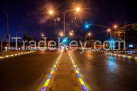 LED kerbstone light