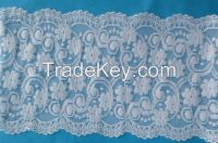 Elastic Lace Trimming