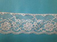 rachel lace/lace trimming/nylon lace/non-stretch edging lace trims