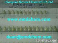 Sodium(Potassium) Isopropyl Xanthate