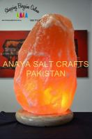 Rock Salt Natural Lamp I Himalayan Salt Lamps I Natural Salt I