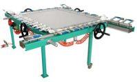 Mechanical  Screen Mesh Stretching Machine