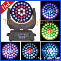37pcs*9W Tri-LED wash