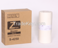 S-4250 RZ A4 COMPATIBLE MASTER ROLL