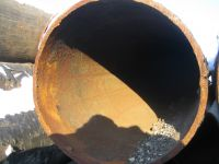 used steel pipes 377*9 mm