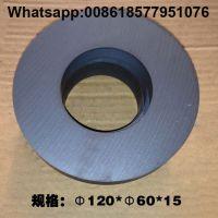 Ferrite ring magnet dia120x60x15mm