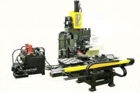 CNC Drilling/Punching, Marking Machine for Plate