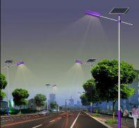 48W solar street light