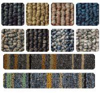 Tile carpet series
