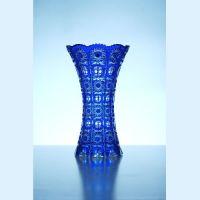 Color Crystal Vase