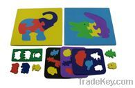 EVA toys, eva foam puzzle, eva gifts