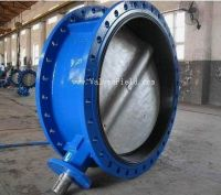 Butterfly Valves Double Flanged Ends