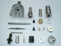 Metal Precision Turning and Machining Parts