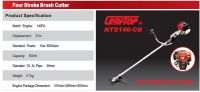 NTS 140-CG Brush Cutter