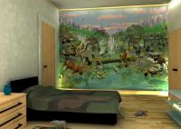 Wall-tastc jungle adventure wallpaper mural