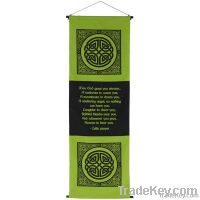 Celtic Prayer Banner