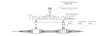 Double Suspensions For ADSS/OPGW/line fittings/helical fittings/guy grip/deadend set/preformed fittings
