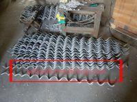 Guy grip/helical fittings/line fittings/preformed armor rod/tension set/deadend grip