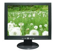 """new 15"""" LCD Monitor with AV and TV"""
