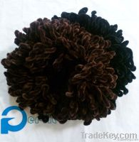 hair scrunchie hair ring muslim headwear volumising hair tie