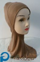 muslim neck cover bonnet underscarf headwear volumising hair tie
