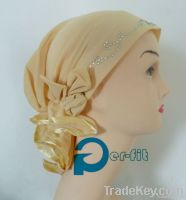 hijab flower volumiser flower shabasa khaleeji hair clamp