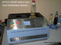 Dangerous liquid detector, flammable and explosive liquid detector, liquid explosive detector, liquid bomb detector
