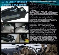 Explosive Detector - narcotics detector, bomb detector, drug detector