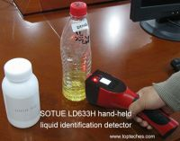 Flammable and explosive liquid detector - dangerous liquid detector