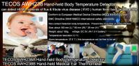 Medical Thermometer - clinical digital thermometer - infrared forehead thermometer