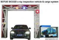 Car scanner, Vehicle & cargo x-ray inspection system, x-ray scanner, baggage scanner, x-ray machine