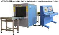 x-ray baggage scanner, cargo x-ray scanner, luggage x-ray machine
