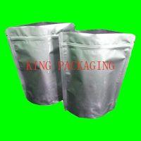Stand Up Ziplock Aluminum Foil Bags