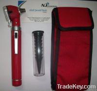 fiber optic otoscope mini plastic body pocket OT-040