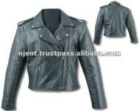 Leather Jacket Fashion motorbike