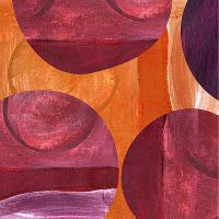 New Abstract decorative oil painting for market & wholesaler