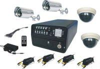 CCTV Standalone DVR & Monitoring Camera
