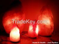 Himalayan Rock Salt Lamps